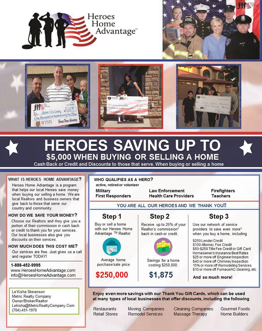 Heroes Home Advantage